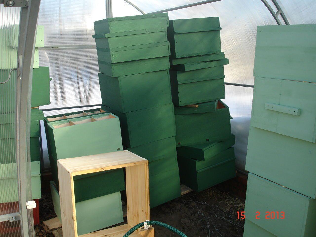 Улей для пчел из пенополистирола своими руками фото 241